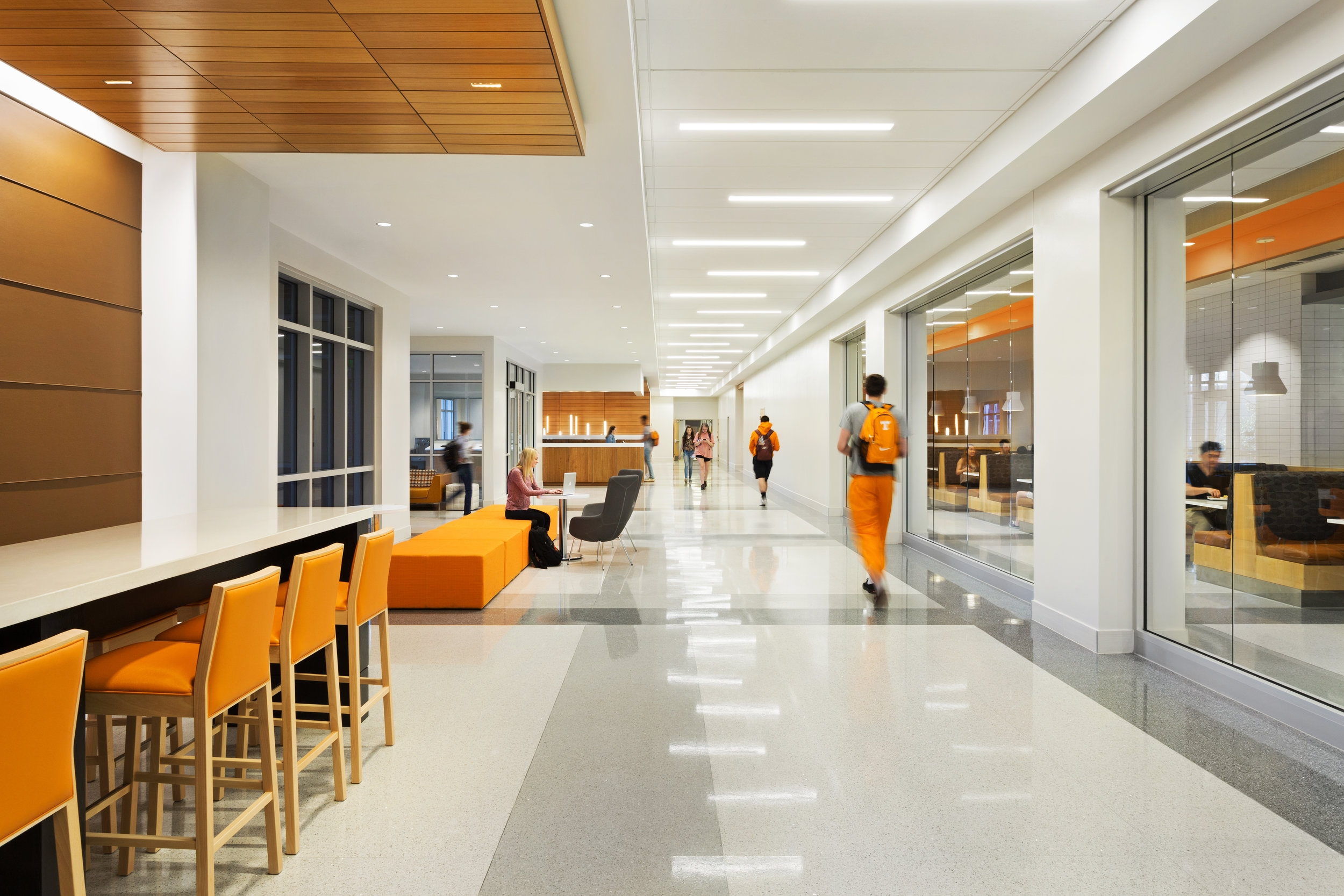 Stokely Family Residence Hall & Dining Facility – University of Tennessee